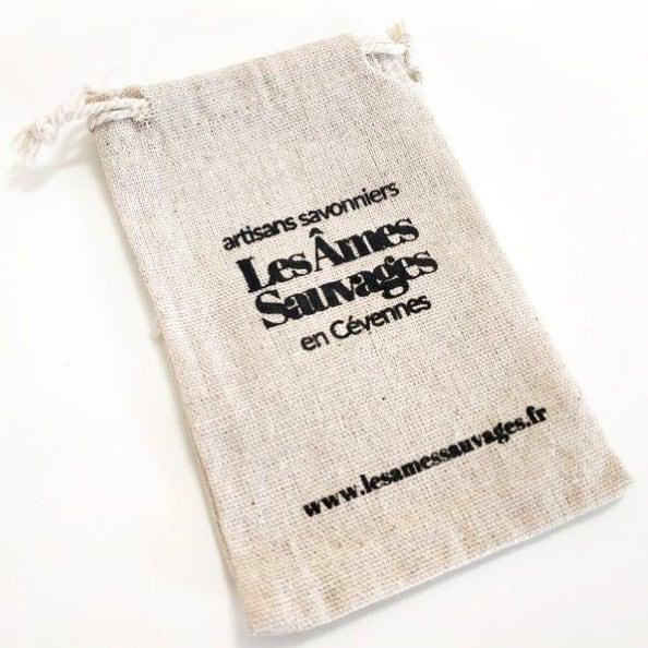 sac pour savon les ames sauvages