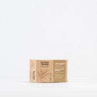 Chataignier, savon à froid purée et farine de châtaignes